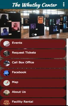 The Whatley Center screenshot 2