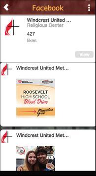 Windcrest UMC screenshot 1