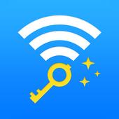 WiFi Magic Key icon