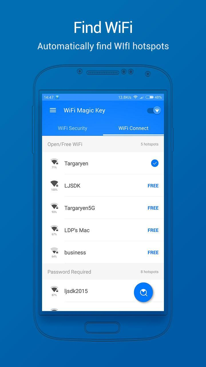 WiFi Magic Key for Android - APK Download