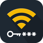 WiFi Password Recovery Pro आइकन