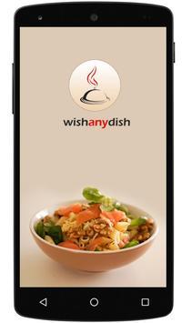 Order Food Online Wishanydish poster