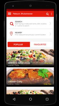 Order Food Online Wishanydish screenshot 1