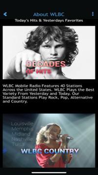 WLBC Radio screenshot 2