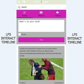 WWAYREACT v 1.1 apk screenshot