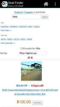 Deal Finder - All Daily Deals apk screenshot