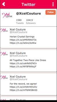 Xcel Couture apk screenshot