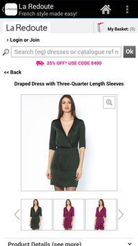 Shop La Redoute UK screenshot 4
