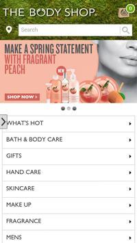 Shop The Body Shop apk screenshot