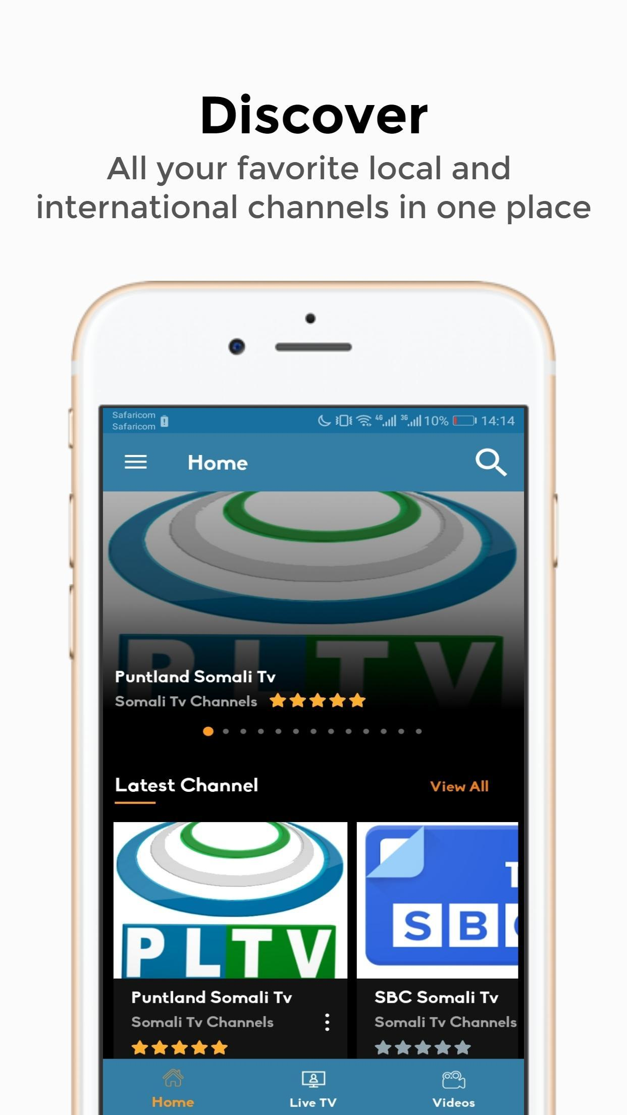 Somali Tv for Android - APK Download