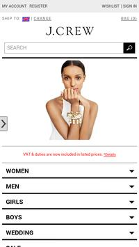 Shop - J.Crew apk screenshot