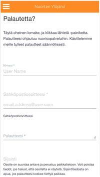 Nuorten Ylöjärvi apk screenshot