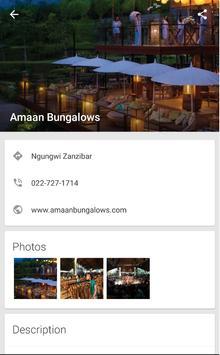 Zanzibar screenshot 2