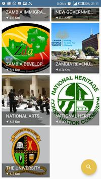 ZedTourism App screenshot 5