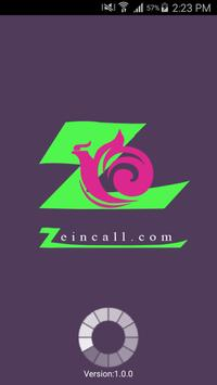 Zeincall poster