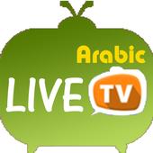 Arabic TV icon