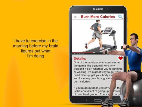 Muscle & Strength Workout apk screenshot