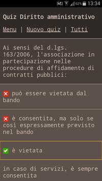 Quiz Diritto 2016 poster