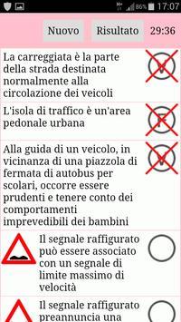 Quiz Patente B Auto poster
