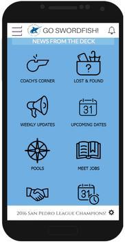 SVH Swim Team Summer 2018 apk screenshot