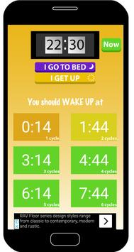Sleep Calculator: Perfect Sleep Time poster