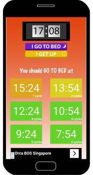 Sleep Calculator: Perfect Sleep Time screenshot 4