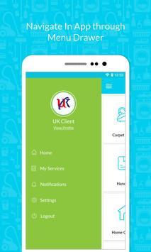 UK Clients screenshot 1