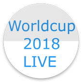 World Cup App 2018 - Live Score,Pnt Table,Fixtures icon