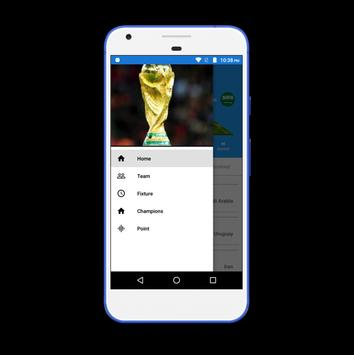 World Cup App 2018 - Live Score,Pnt Table,Fixtures screenshot 6
