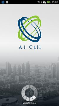 A1 Call poster