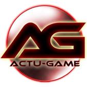 Actugame le réseau social des gamers icon