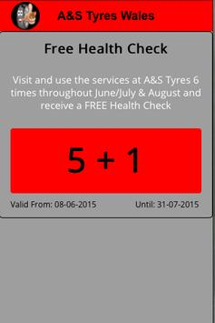A&S Tyres poster