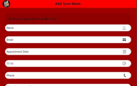 A&S Tyres apk screenshot