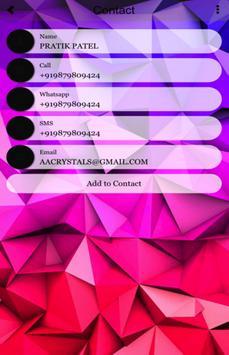 AA CRYSTALS screenshot 3