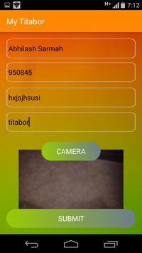 My Titabor apk screenshot