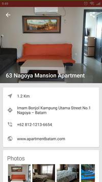 Sewa Rental Apartment Batam screenshot 4
