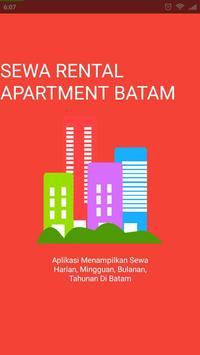 Sewa Rental Apartment Batam screenshot 1