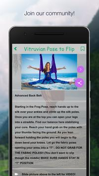 aerial yoga screenshot 2