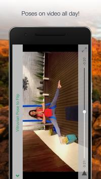 aerial yoga screenshot 3
