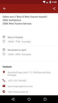 AEVP - Port Wine Cellars apk screenshot
