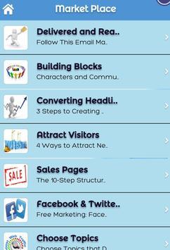 Affiliate Marketplace screenshot 1