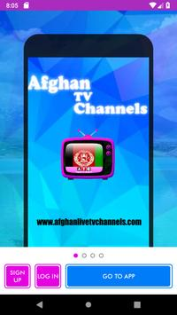 Afghan TV Channels poster