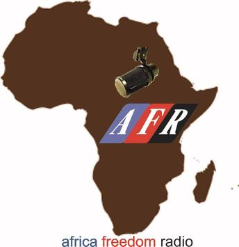 Africa Freedom Radio poster
