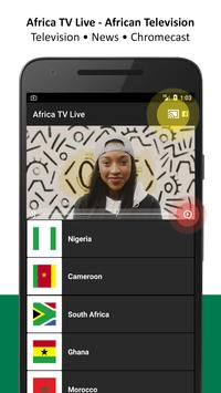 Africa TV Live - African Television poster