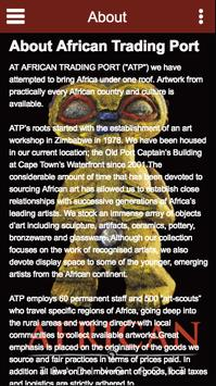 African Trading Port apk screenshot