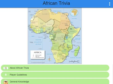 African Trivia screenshot 5