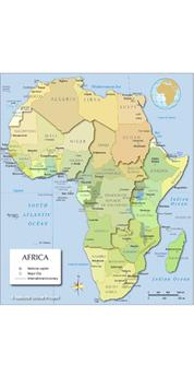African Trivia poster