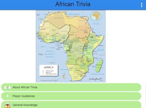 African Trivia screenshot 3