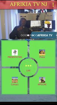 AFRIKIA TV/ RADIO screenshot 2