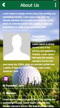 Knights Golf League apk screenshot